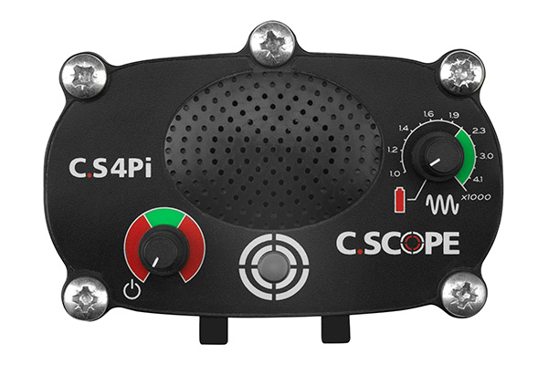 C.SCOPE CS4Pi Metal Detector