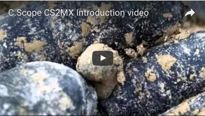 C.SCOPE CS2MX introduction video