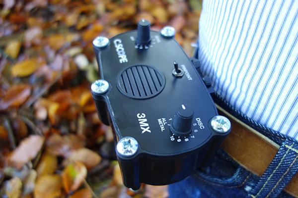 CS3MXiPRO Metal Detector
