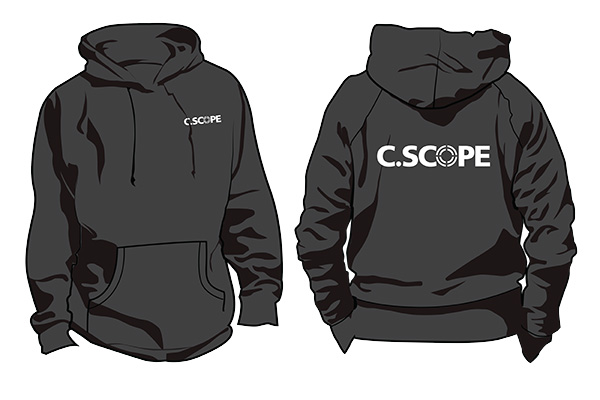 C.Scope Hoodie (Charcoal)